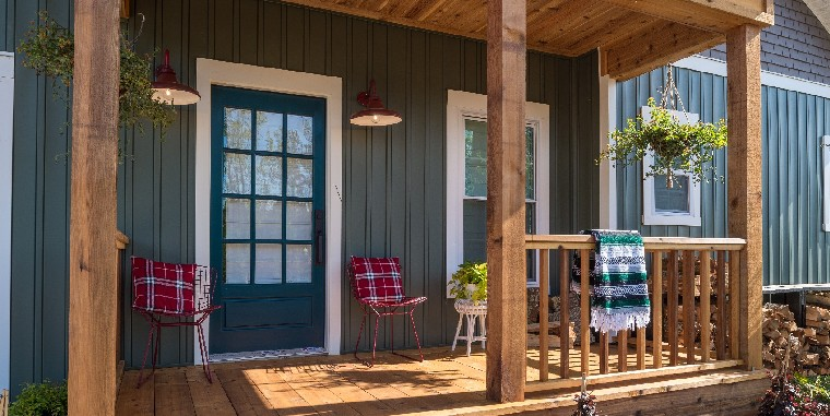 Get The Look The Rustic Ranch Certainteed