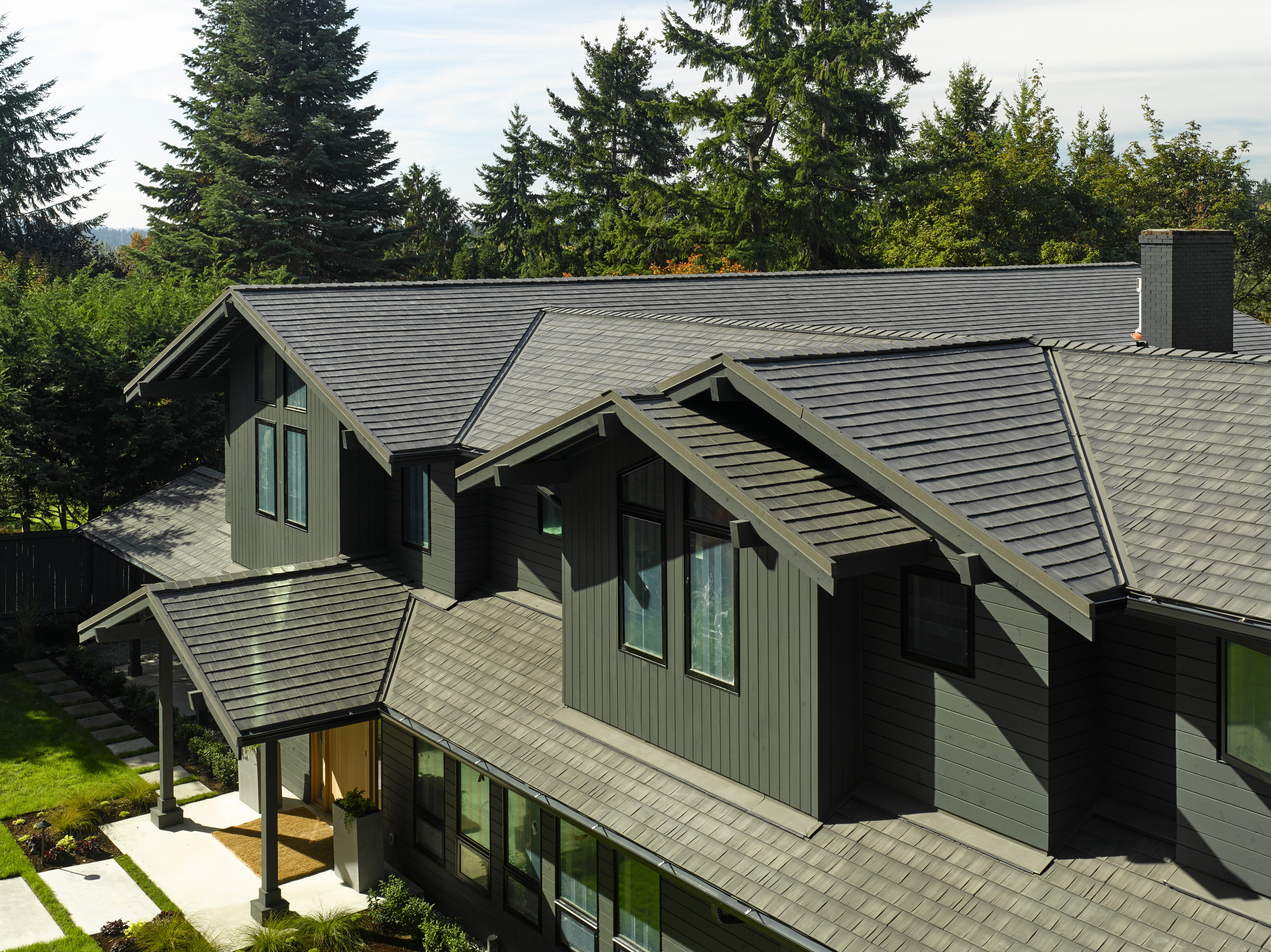 Metal Roofing Pros Cons 5 Advantages 4 Disadvantages Certainteed