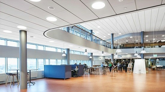 Certainteed Is The Exclusive North American Source For Ecophon Ceiling  Products