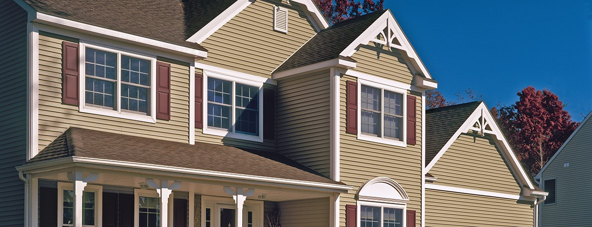Wolverine american legend siding certainteed for Certainteed siding