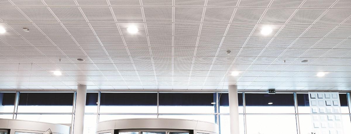 Quattro 20 Commercial Ceilings Certainteed
