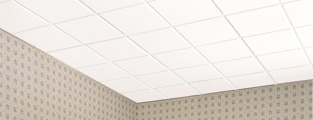 Fine Fissured Customline 174 Commercial Ceilings Certainteed
