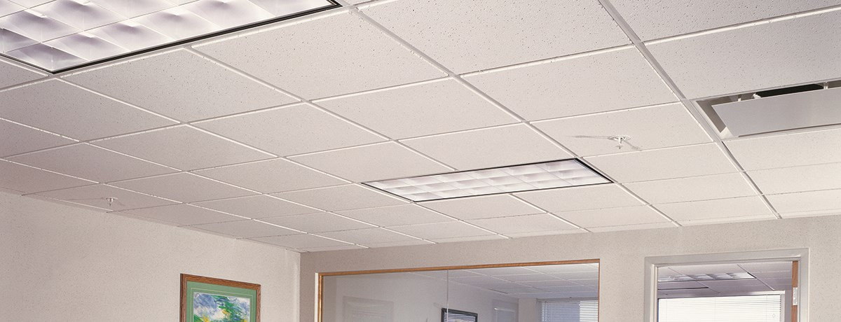 Fine Fissured High Nrc Commercial Ceilings Certainteed