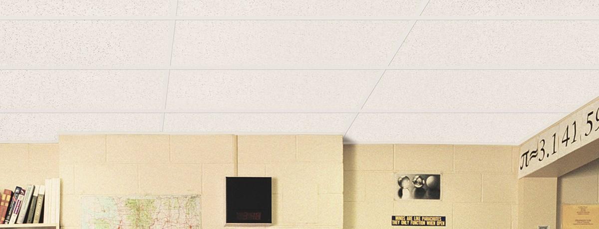 School Board 174 Commercial Ceilings Certainteed