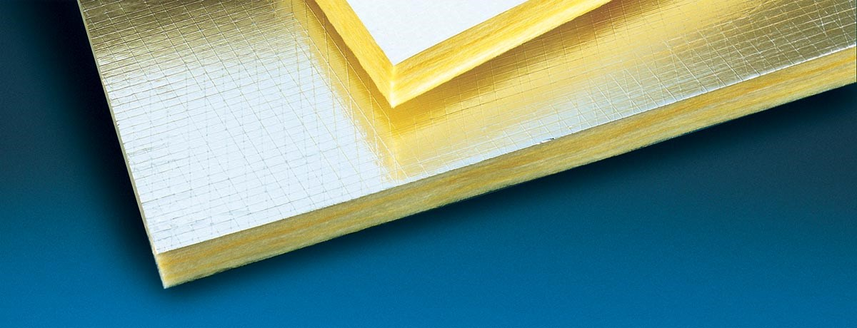 Certapro commercial board hvac industrial insulation for Glass fiber board insulation