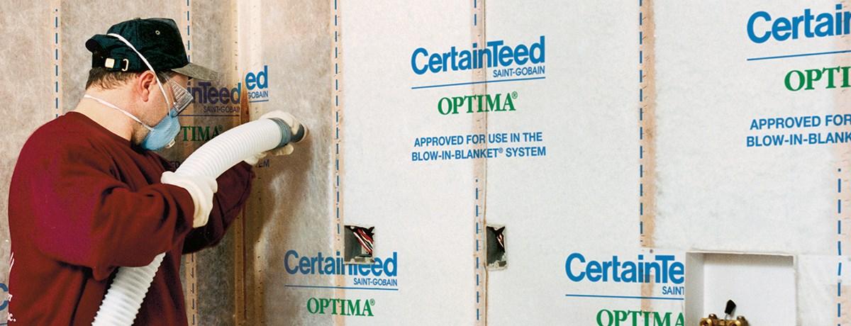 Sistema de aislamiento de la pared OPTIMA ® - Canad...