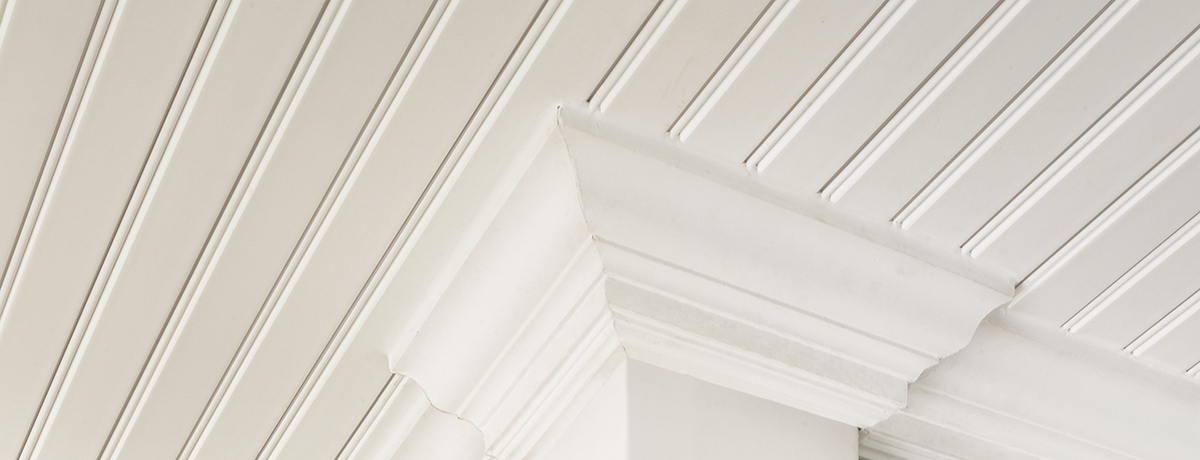 Restoration Millwork Beadboard Panel Trim Certainteed