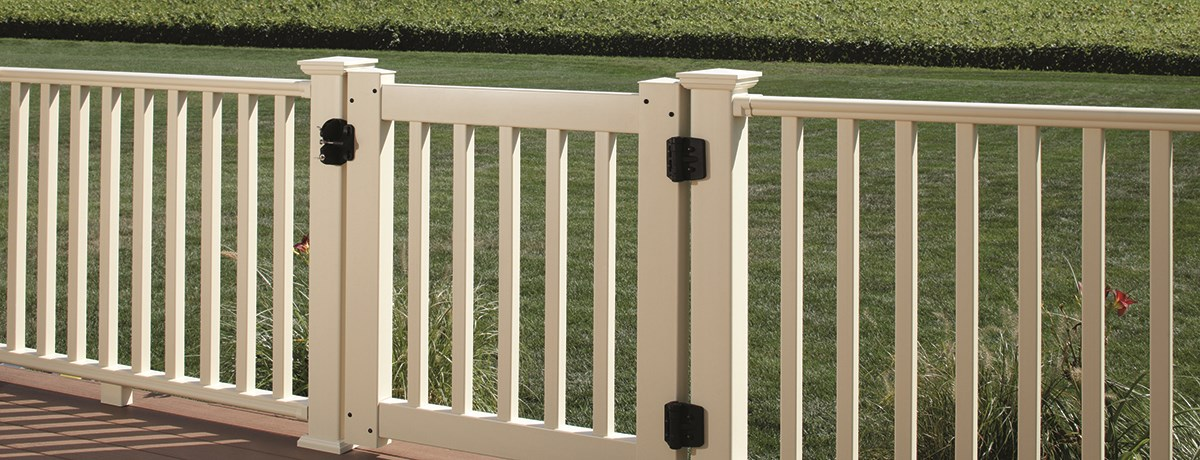 Evernew 174 Gate Kits Railing Certainteed