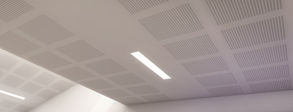 Big Sixto 63 Commercial Ceilings Certainteed