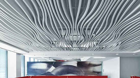 Acoustic Ceiling Tiles Sound Absorbing Ceiling Panels