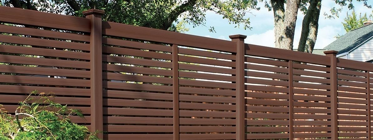 Trend Watch Horizontal Fences Certainteed