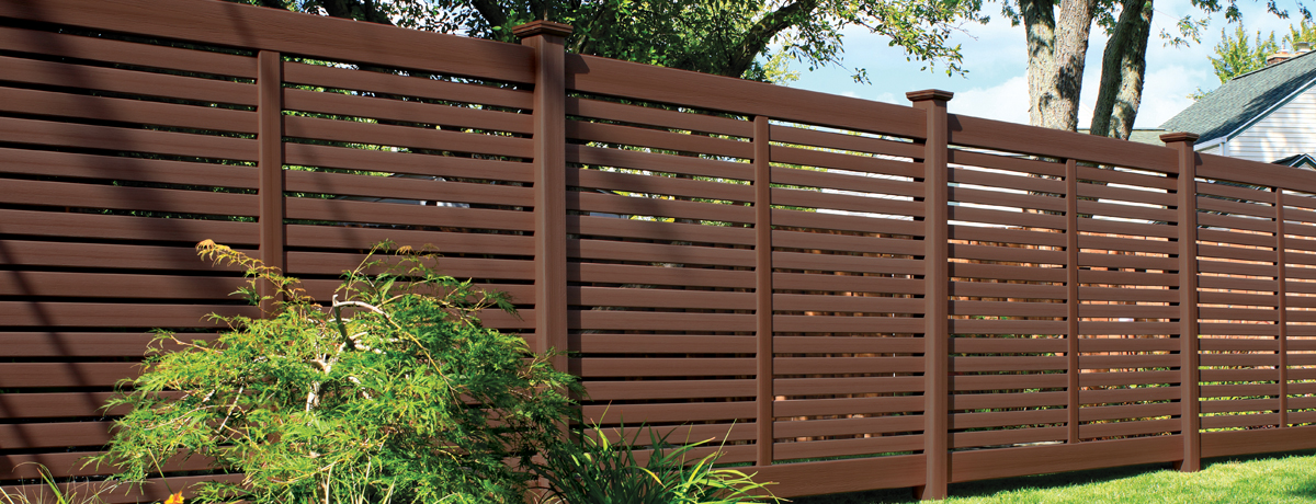 Breezewood Select Cedar Fence Certainteed