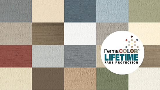 Insulated Siding Colors and Styles | CertainTeed
