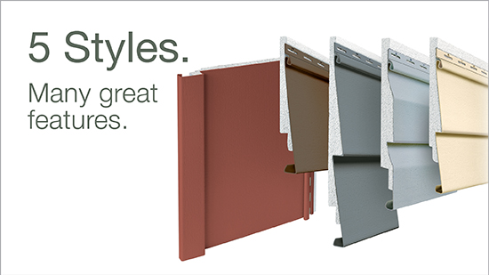 Insulated Siding Colors And Styles Certainteed