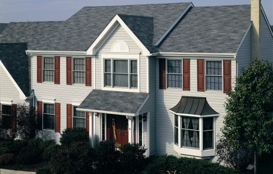 Ct 20 Traditional Shingles Colour Slate Grey Certainteed