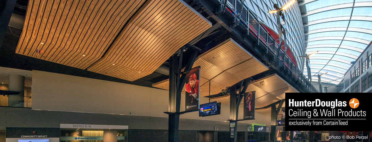 Ceilings Commercial Ceiling Tiles Amp Systems Certainteed