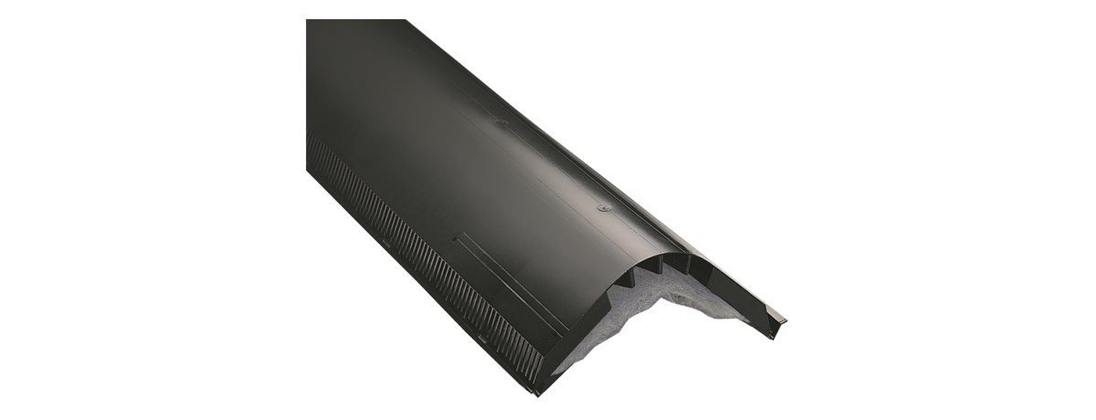 """Green Roof Systems CertainTeed® Ridge Vent - 12"""" Filtered - Residential ..."""