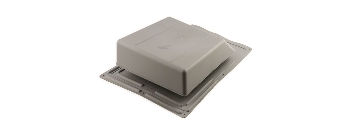 Residential Roof Vents : Certainteed static vent plastic residential roofing