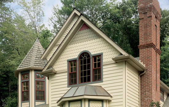 Exterior Trim Can Include Everything From Rakes, Shingle Mold, Back Band,  Corners, Sill Nose, Sill, Sheets, Beadboard, Brick Mould, J Pocket Trim  Boards, ...