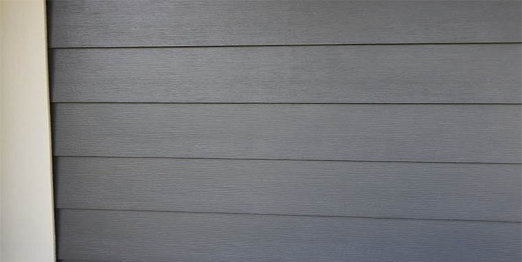 Icon composite siding certainteed for Wood siding vs hardiplank