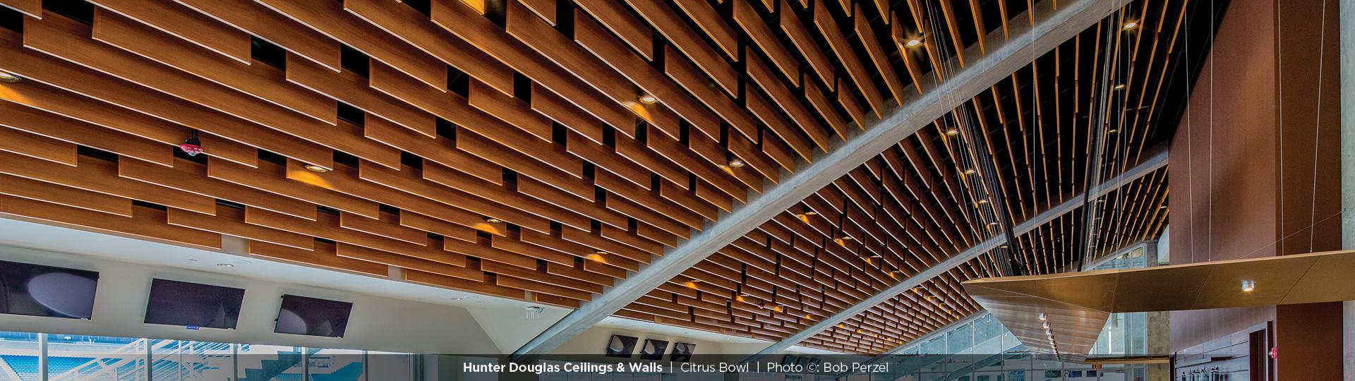 Tavola Prime   Hunter Douglas Ceilings & Walls   CertainTeed