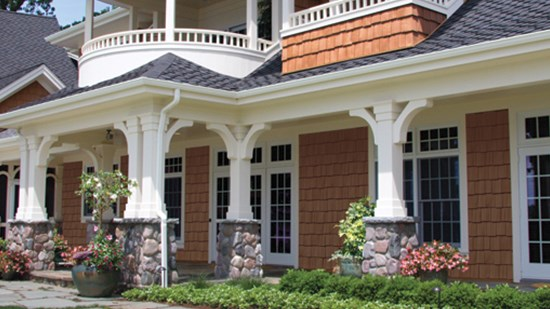 PAINTABLE PVC TRIM