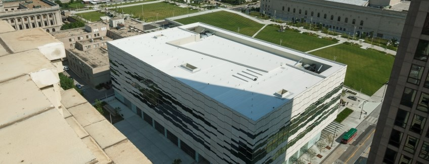 Commercial roofing certainteed for Different types of roofing systems