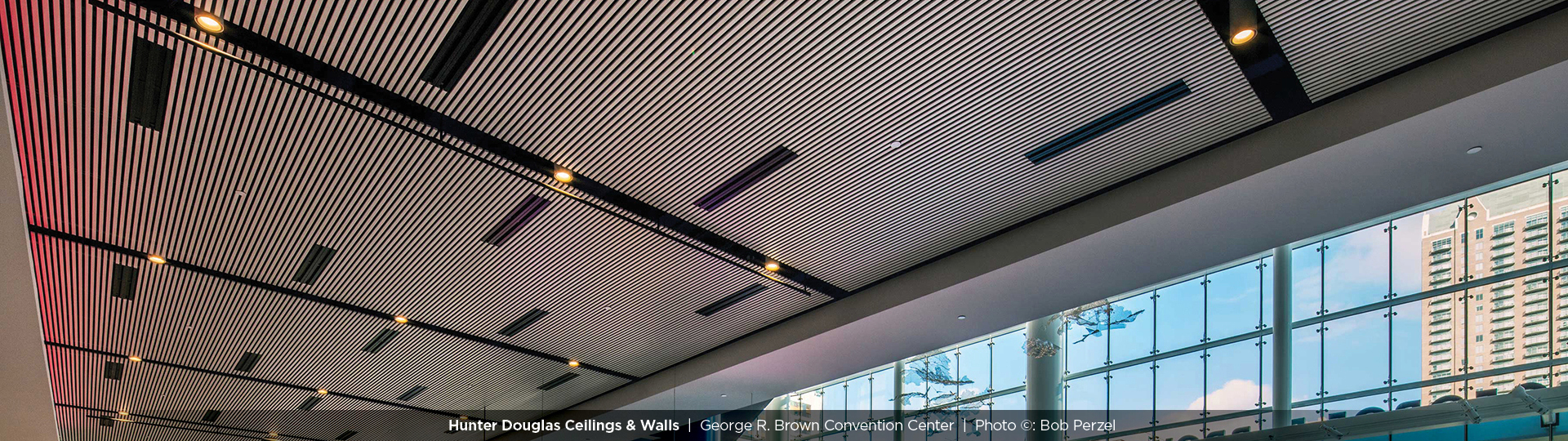 Continuous Linear Grille Specialty Ceilings And Walls