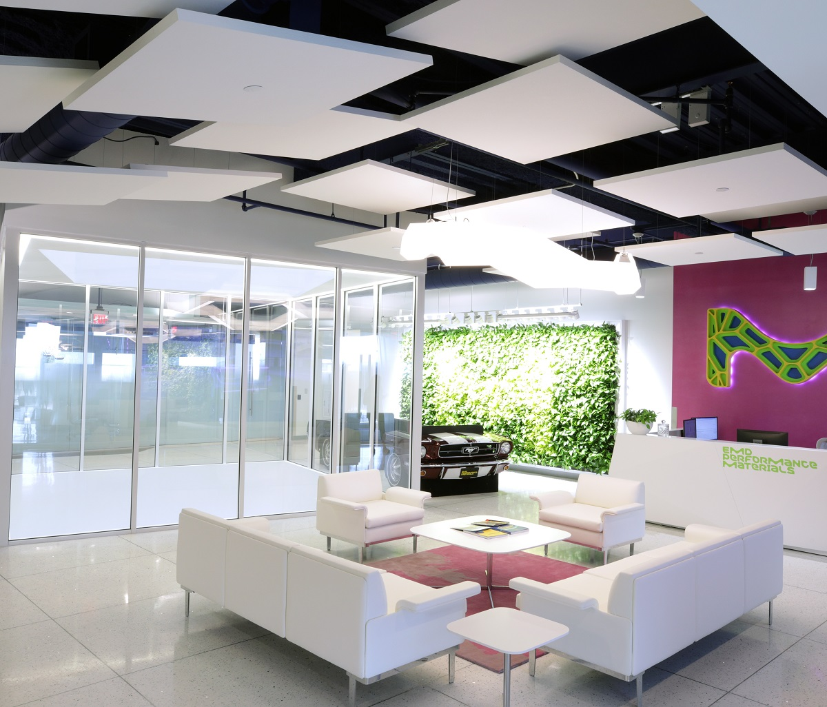 Case Study Substitution Saves Innovative Ceiling Design