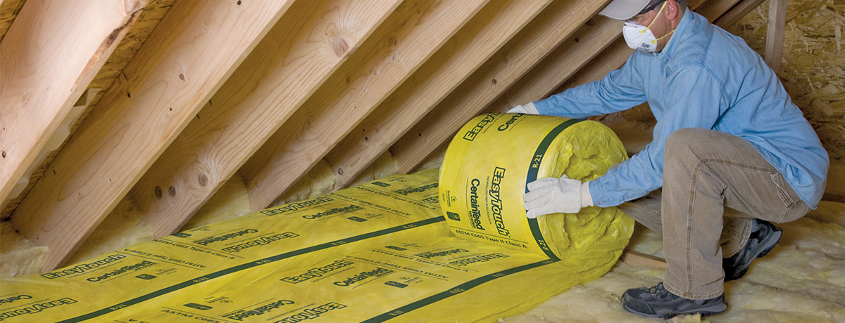 Easytouch Building Insulation Certainteed