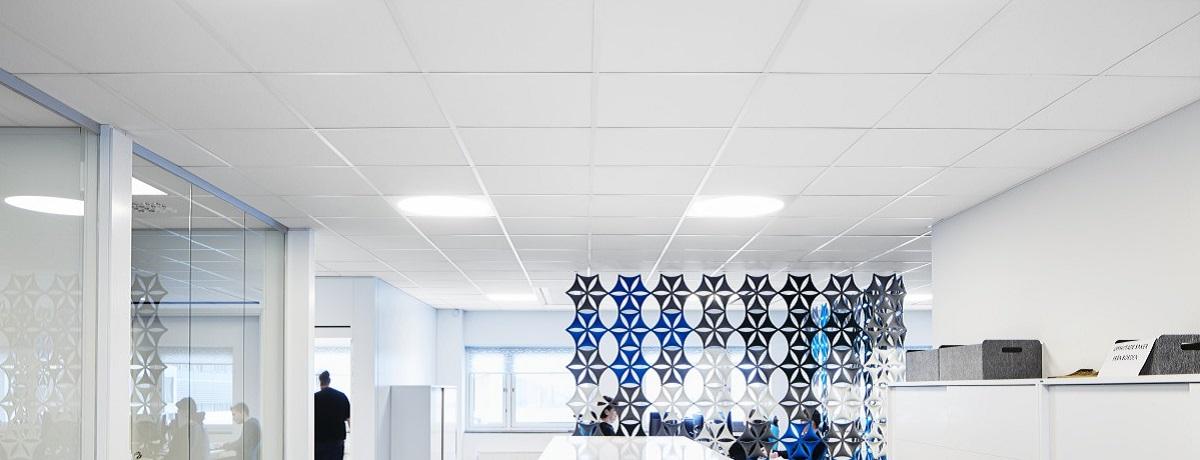 Ecophon® Focus™ A, E - Acoustical Ceiling Panels - CertainTeed