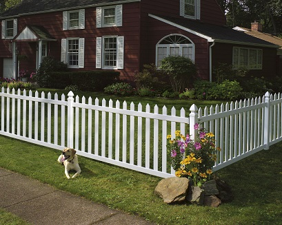 Maintenance Free Fence Certainteed