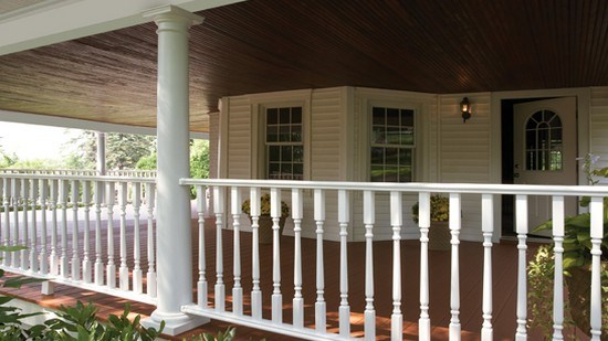 Kingston Vinyl Railing Systems Certainteed