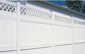 Maintenance Free Fence Certainteed