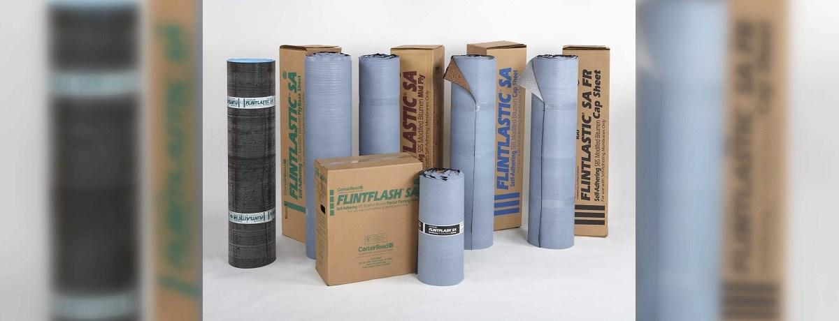 Flintlastic 174 Sa Nailbase Commercial Roofing Certainteed