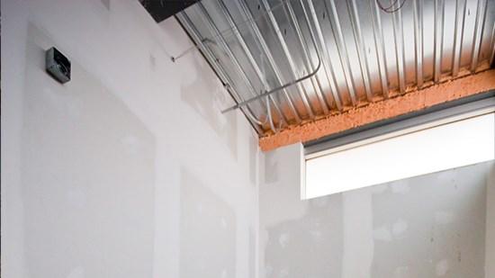 Certainteed gypsum builder testimonial oregon certainteed for Airrenew drywall