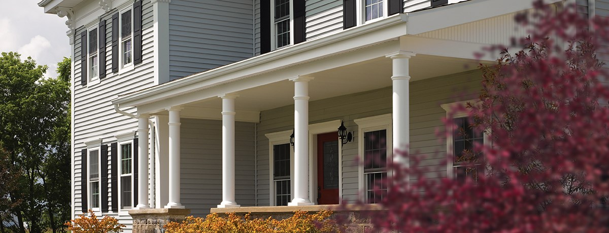Monogram Horizontal Vinyl Siding Products Certainteed