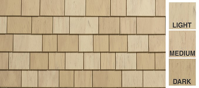 Cedar Impressions 174 Individual 5 Quot Sawmill Shingles Siding