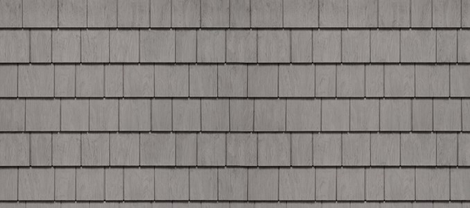 "7 Popular Siding Materials To Consider: Cedar Impressions® Single 7"" Straight Edge Perfection"
