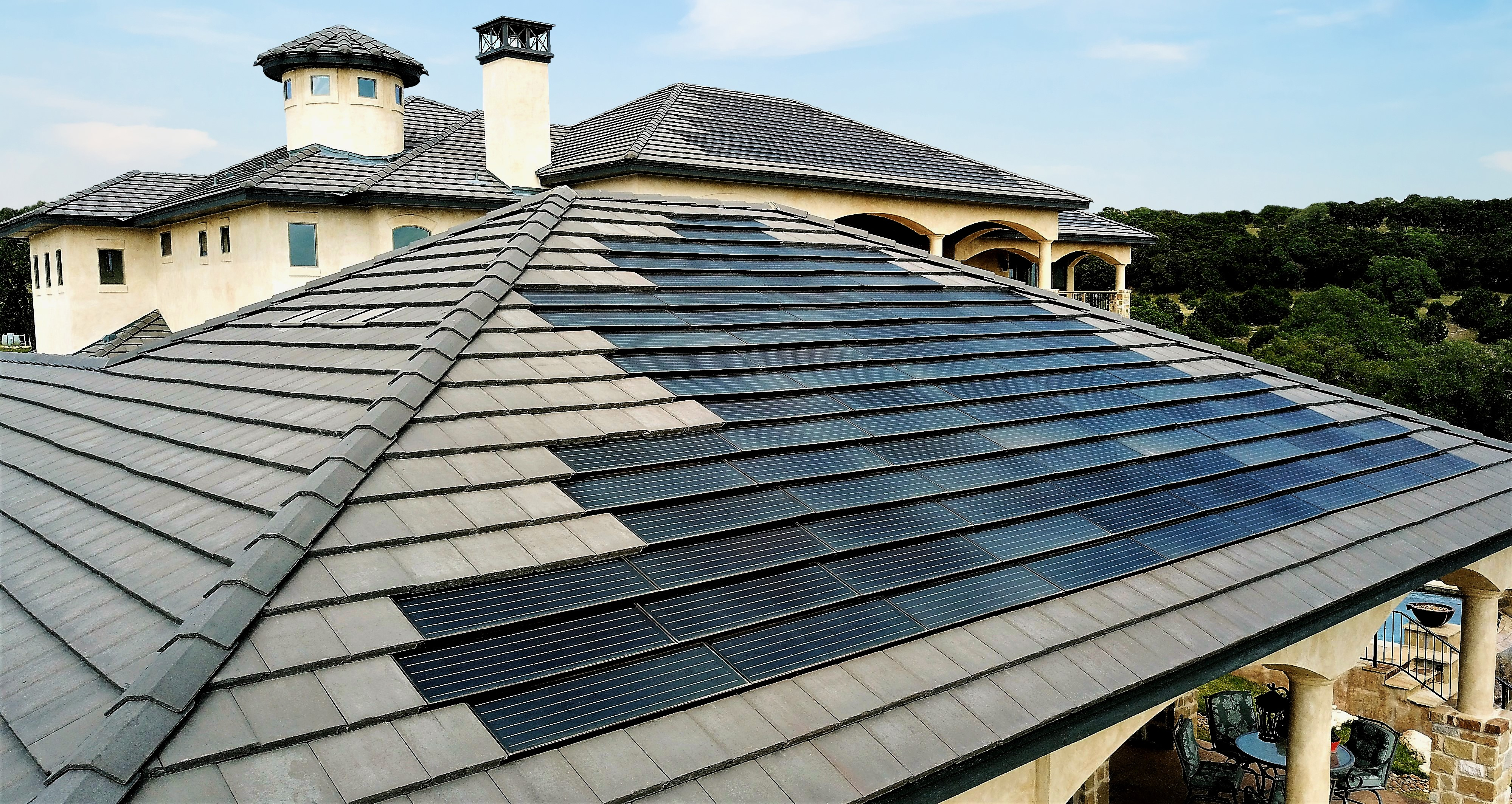 Apollo Tile Ii Solar Roofing System From Certainteed