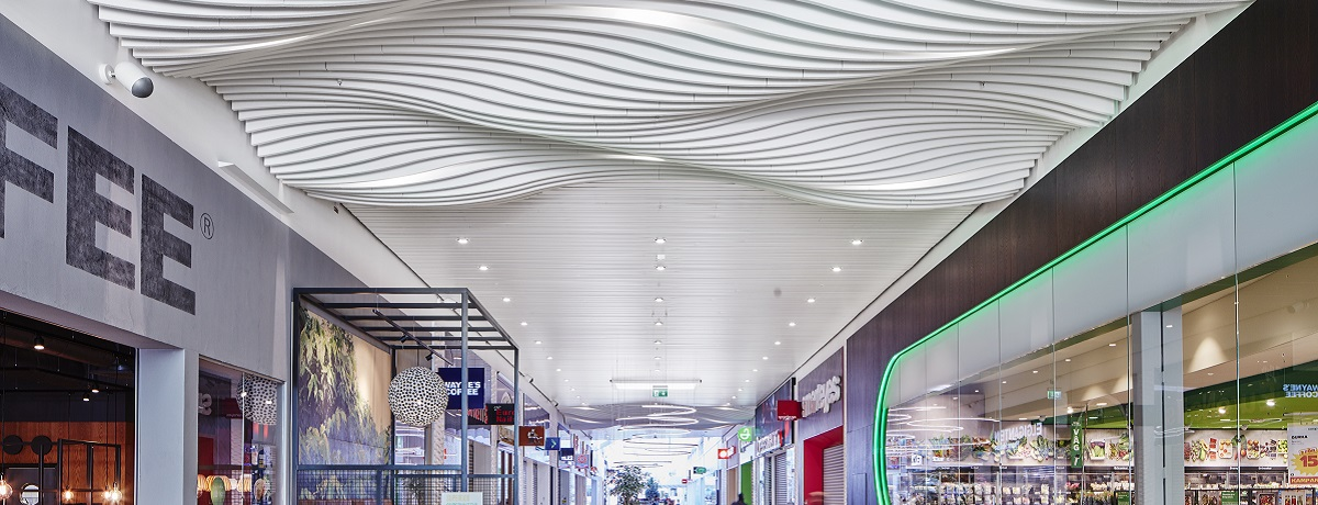 Solo Baffle Commercial Ceilings Certainteed