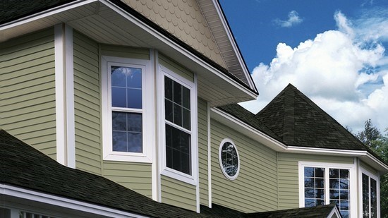 corner systems to match or contrast with siding color certainteed