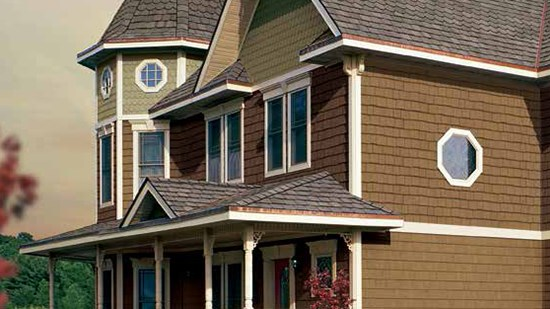 7 Popular Siding Materials To Consider: Vinyl Siding Colors Choices & Styles