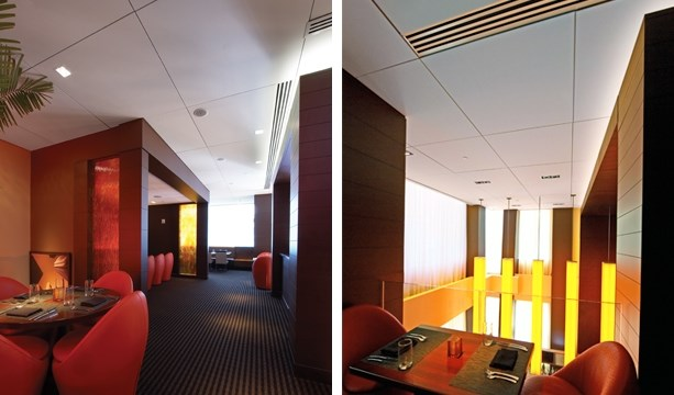 Certainteed Ceilings Make The Grade At College Campus