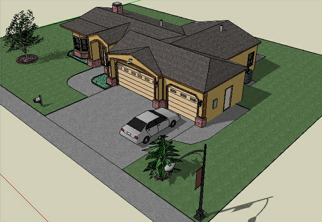 Google SketchUp Brings Design Inspirations to Life | CertainTeed