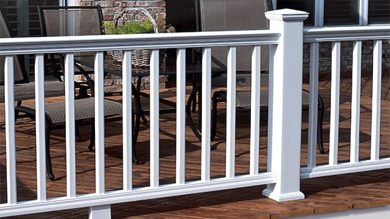 Railings and Accessories - CertainTeed