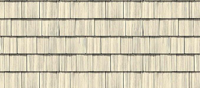 Cedar Impressions Double Straight Edge Rough Split Shakes Siding Certainteed