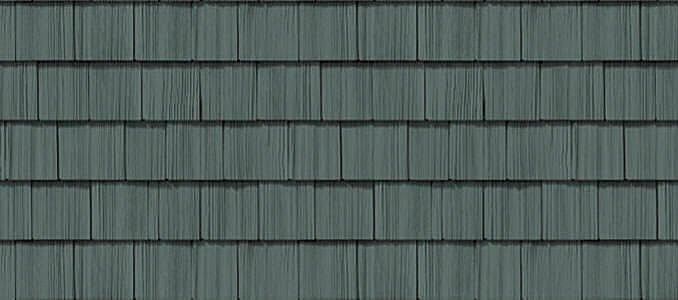Cedar Impressions 174 Double 7 Quot Straight Edge Rough Split