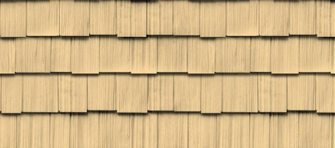 Cedar Impressions 174 Double 9 Quot Staggered Rough Split Shakes Siding Certainteed