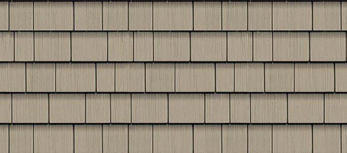 cedar impressions double 7 vinyl shingle siding certainteed
